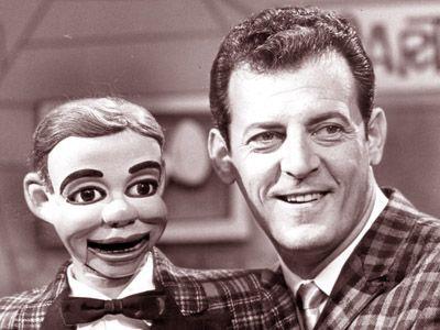Jerry Mahoney and Paul Winchell