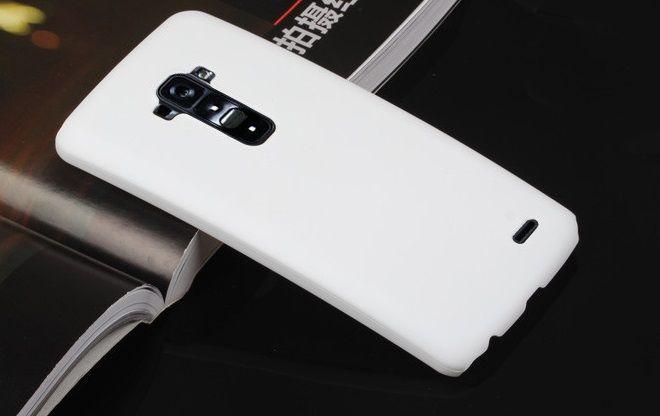 Rubber Plastic Πλαστική Θήκη Λευκό OEM (LG G Flex) - myThiki.gr - Θήκες Κινητών-Αξεσουάρ για Smartphones και Tablets - Χρώμα λευκό