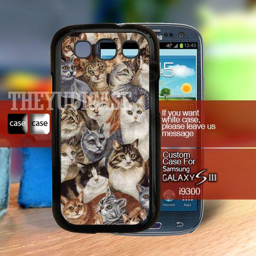Cats Samsung Galaxy S3 Case