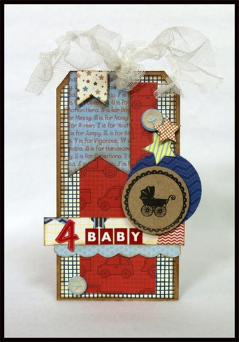 Baby Tag by Stacy R
