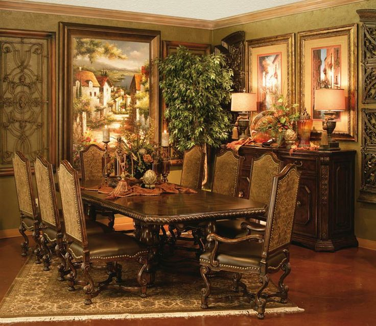 49 Best Images About Dining Rooms On Pinterest