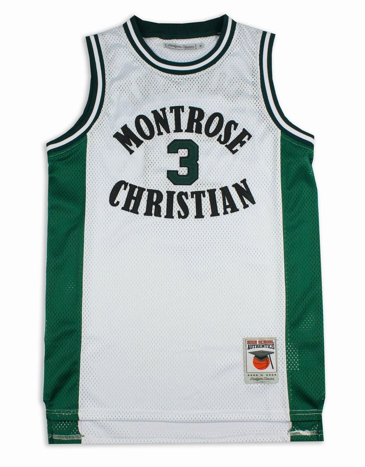 Kevin Durant Montrose Christian High School Retro Basketball Jersey