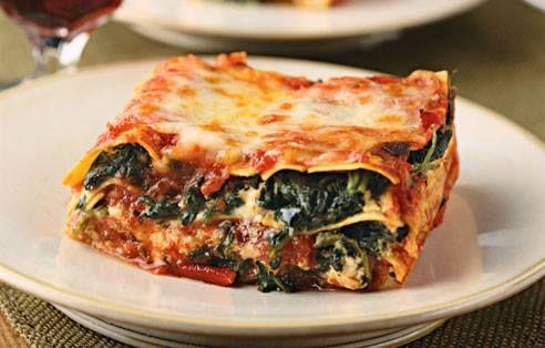 Low Fat Vegetarian Lasagne 28