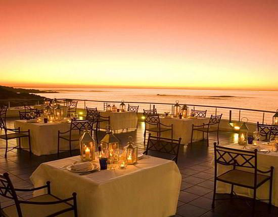 The exquisite 12 Apostles boutique  hotel in Cape Town guaranteed best sunsets