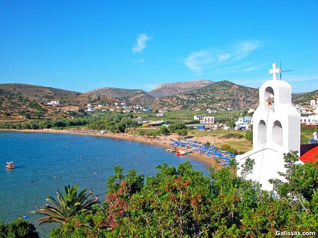 Galissas, Syros, Greece 2004