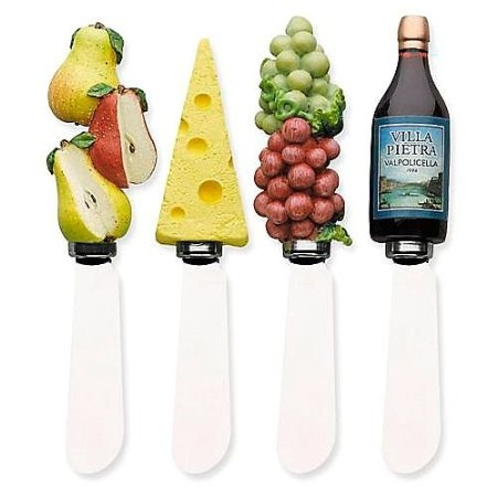 $11.95 Wine & Cheese Spreaders