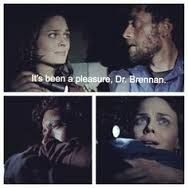 Bones: Season 2, Episode 9 : Aliens in a Spaceship -  I watched this episode today with a friend of mine. I tought it was a nice episode although I hated the moment when bones cuts into dr. Hodgins leg. But I loved it when they were saved and Angela kissed Hodgins :) ( I know this is an old episode but in Holland we get a lot of repeats )