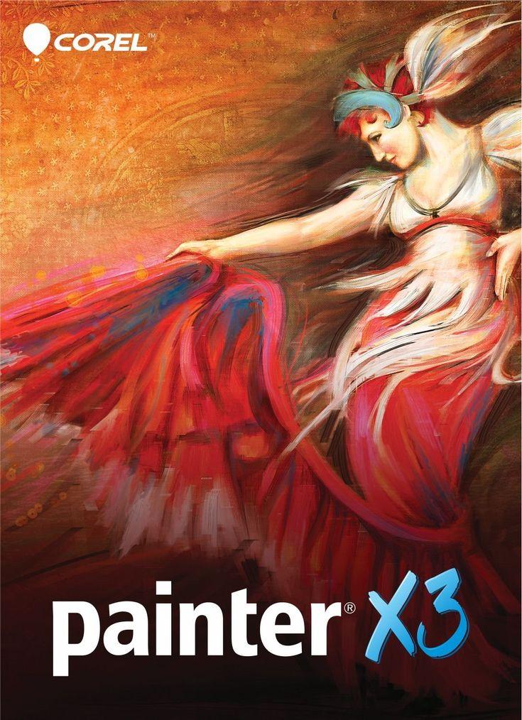 corel painter x3 serial number