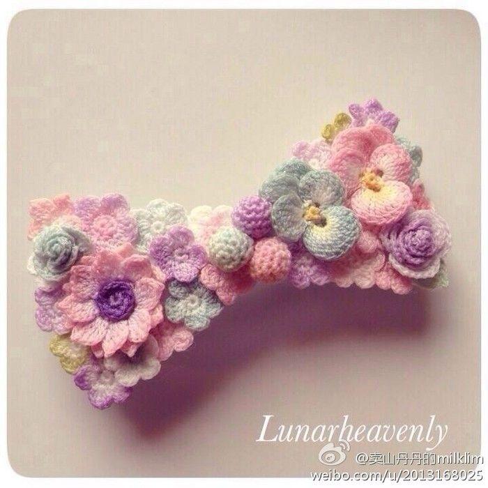 Hand-knitted crochet crochet life GALA