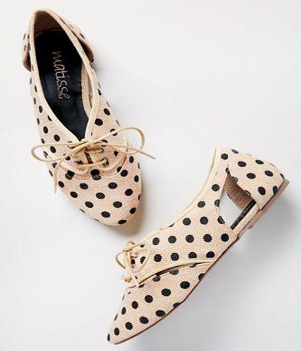 Trendy Flat Shoes 2014 – 2015