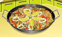 Paella: Cocina con Sara