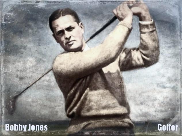 George Bond's Blog Bobby Jone famous golfer from yesteryear