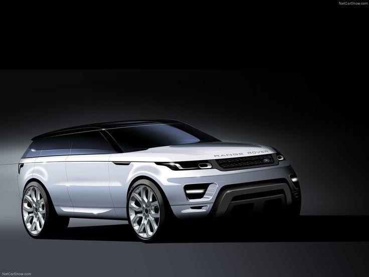 Range Rover Sport 2014 Sketch