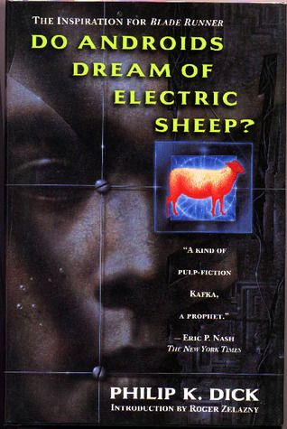 Do Androids Dream of Electric Sheep? (The Blade Runner #1) by Philip K. Dick (available in the UHSL)