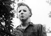 Nick Castle aka The Shape is best known for playing Michael Myers in John Carpenter's Halloween.