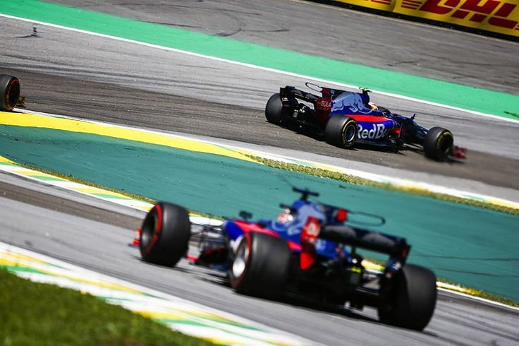 トロ・ロッソ、ルノーとのF1ブラジルGPでの舌戦を説明  [F1 / Formula 1]