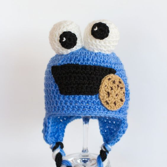 25 best Crochet. Gorros para bebés. images by Mis Apuntes on ...
