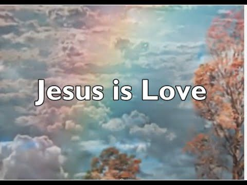 Jesus Is Love - Heather Headley (featuring Smokie Norful)  ❤ Jesus is Love and I know He is forever in my heart!