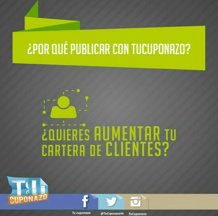 Con #TuCuponazo tienes la mejor opción de crear estrategias que impulsen las ventas de tu negocio. No dudes más. #Cuponazo #Ventas #Compras #SencilloYEfectivo #NoTeCompliques