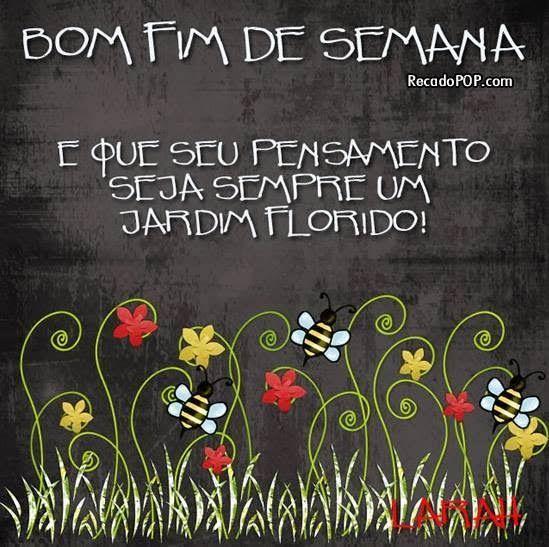 Português na tela: Hum... fiM dE sEmaNa cHegOu!