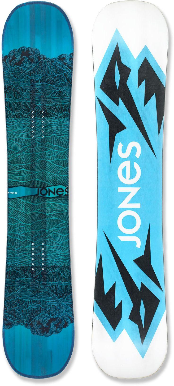 Jones Twin Sister Snowboard - Women's - 2012/2013  $479.00