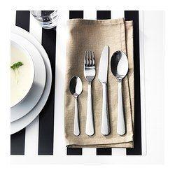 DRAGON 24-piece cutlery set - IKEA $35 approx