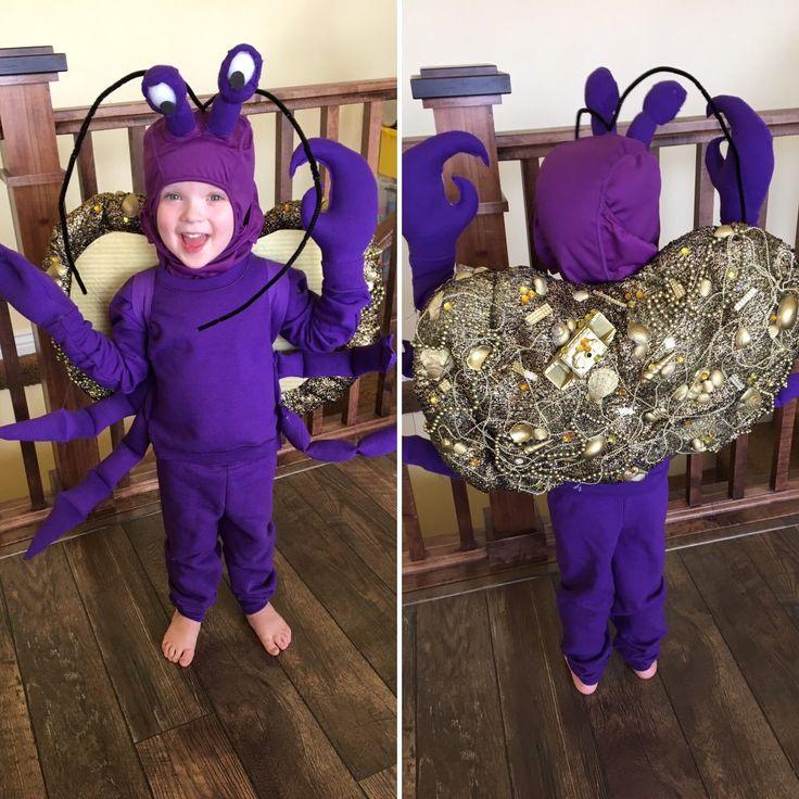 Tamatoa costume