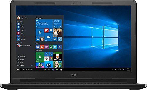 "2017 Newest Dell - Inspiron 15.6"" I3558-0954BLK Laptop - Intel Core i3-5005U (3M Cache 2.00 GHz) - 6GB Memory - 1TB Hard Drive - Intel HD Graphics 5500 - Black"
