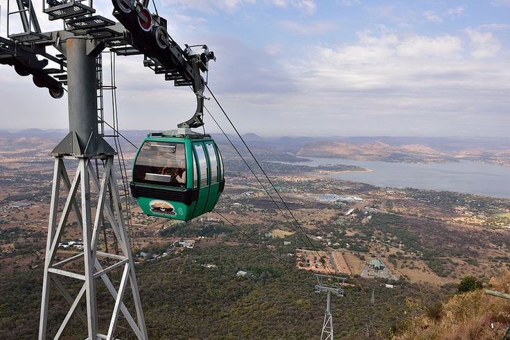 Hartbeespoort Cableway, North West, South Africa | by South African Tourism