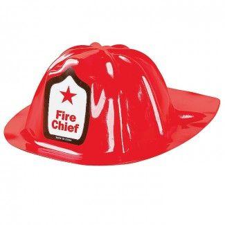 Fire Chief Firefighter Helmets (Each)