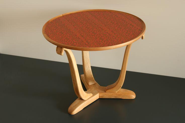 Neue orientalische Muster auf unseren Möbeln.