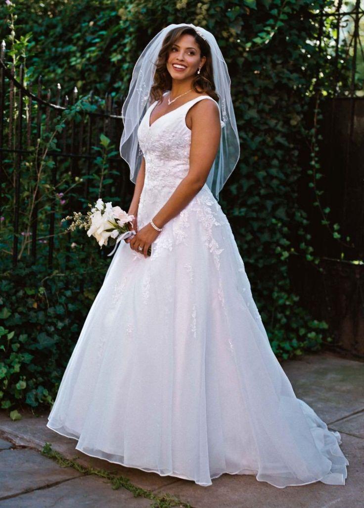 305 besten Plus Size Beauty Bride Bilder auf Pinterest