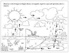 atividades estados fisicos da agua - Pesquisa Google