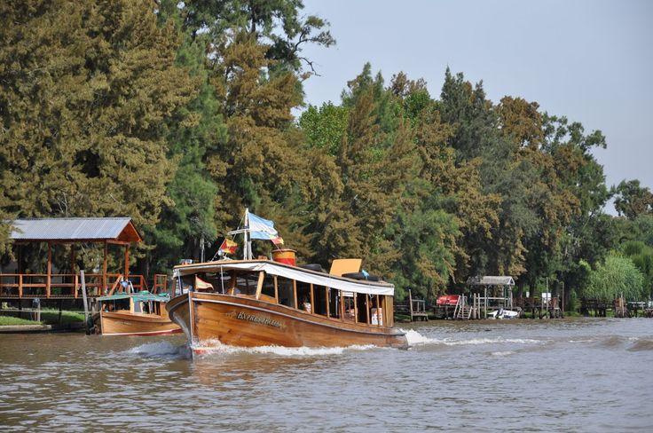 S7E4: El Delta de Tigre, Argentina