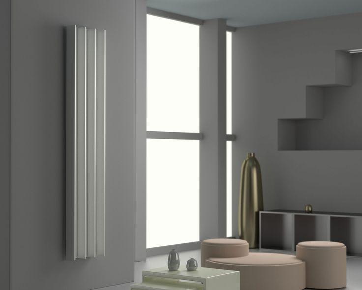 Radiators for bathroom, kitchen and living cordivaridesign