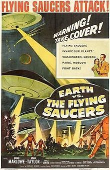 Earth vs. the Flying Saucers (1956) *Ray Harryhausen Gift Set Collection*