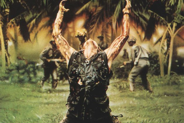 MOVIE REVIEW: PLATOON  Director: Oliver Stone  SPOILERS… Platoon is massive. In terms of cinema history, you don't get war movies much bigger than Platoon. Its a modern classic and an exorcism for Oliver Stone who was actually there…