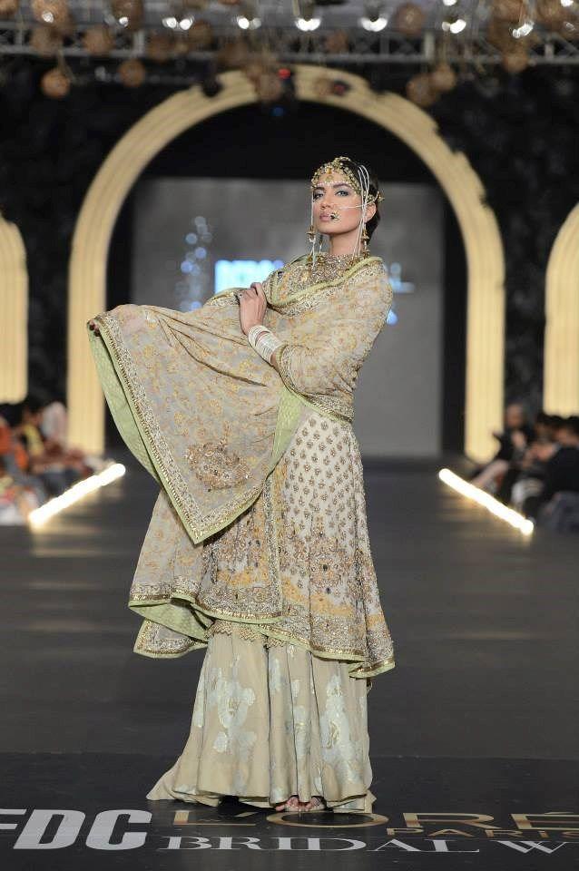 Fahad Hussayn - Pakistan Bridal Week 2013 9