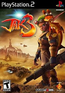 Jak 3 (Jak & Daxter HD Collection)