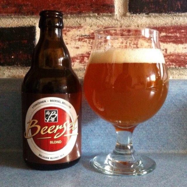 Beersel Blond - Brouwerij de 3 fonteinen, Beersel, België - Beoordeling GGOB 6,9. Eigen beoordeling: 7,3