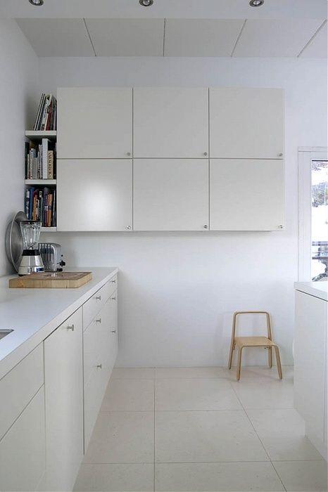 17 mejores ideas sobre armarios de cocina de esquina en - Armario escobero cocina ...