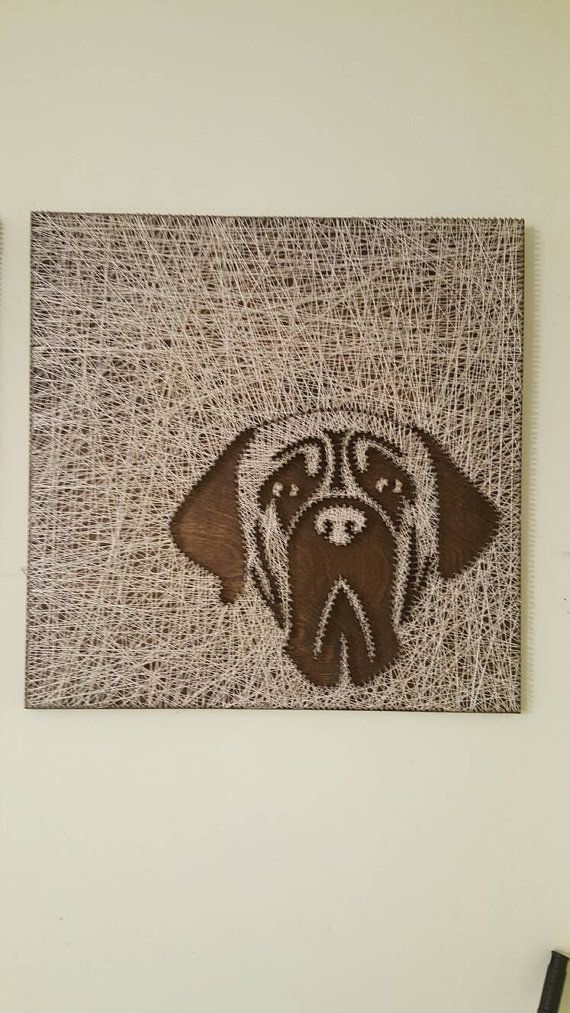 Check out this item in my Etsy shop https://www.etsy.com/listing/408752001/english-mastiff-face-string-art