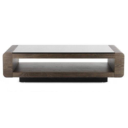 Bordeaux Coffee Table - Elm Veneer Coffee Table - Standard Size
