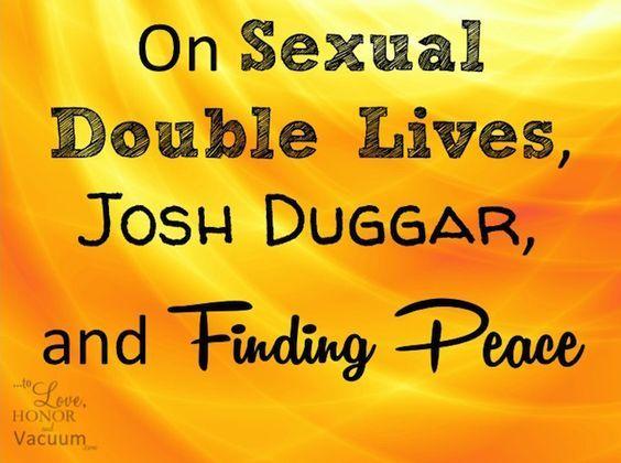 Josh Duggar and Finding Peace