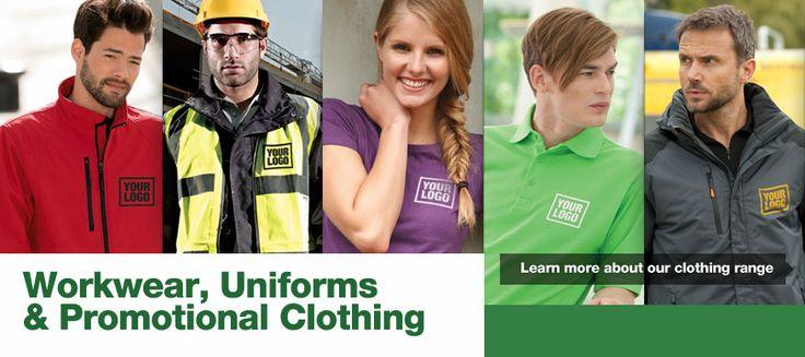 Workwear, Uniforms & Promotional Clothing
