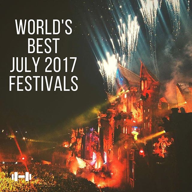 """""""There is no better time for a music festivals, than summer, when it's much more enjoyable to attend the outdoor events, than during the rest of the year. There are a wide range of all kinds of music festivals around the world in July. Here we are sharing a short list of our favourite festivals that worth travelling for in july 2017. 1. Summerfest 2017 June 28 - July 2, 2017, July 4-9, 2017, Milwaukee, WI , The 11-day Festival hosts about 800 000 fans of best music, amazing food and…"""