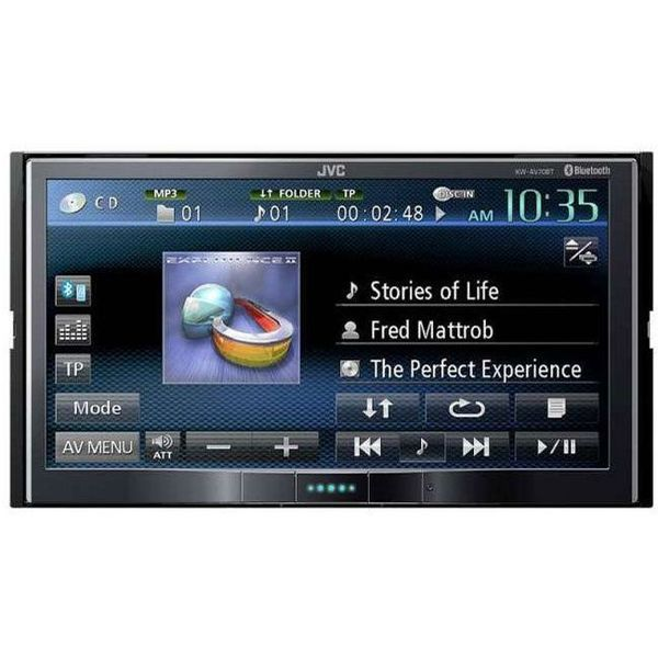 #JVC KW-AV70BTE with 23% #discount #Car #Audio #System, Radio: AM/FM, CD-player, #DVD-player  http://www.comparepanda.co.uk/product/12807198/jvc-kw-av70bte