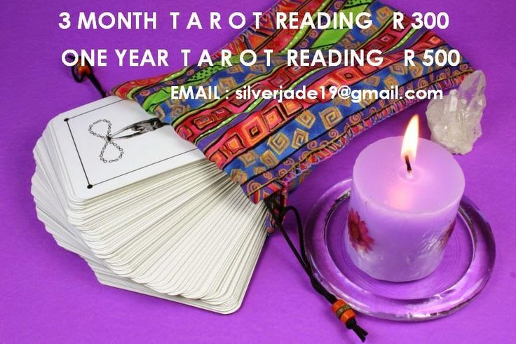 silverjade: Get your 2015 Tarot reading