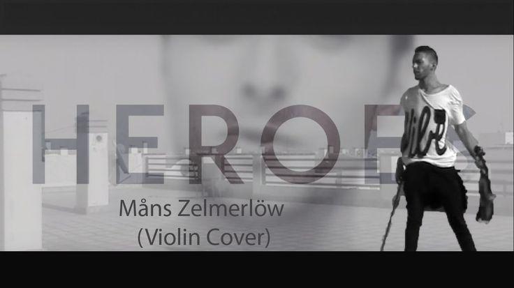 måns zelmerlöw heroes eurovision winner