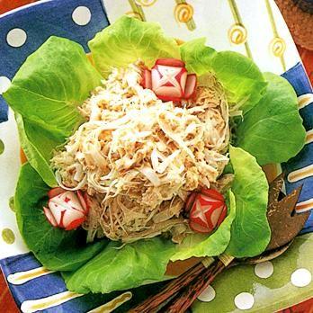 ごぼうとツナのサラダ | 藤野嘉子さんのサラダの料理レシピ | プロの簡単料理レシピはレタスクラブニュース